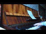 Моя игра на фортепиано. OST
